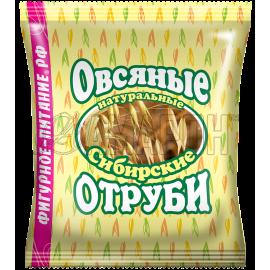Отруби сибирские овсяные натуральные 200 г