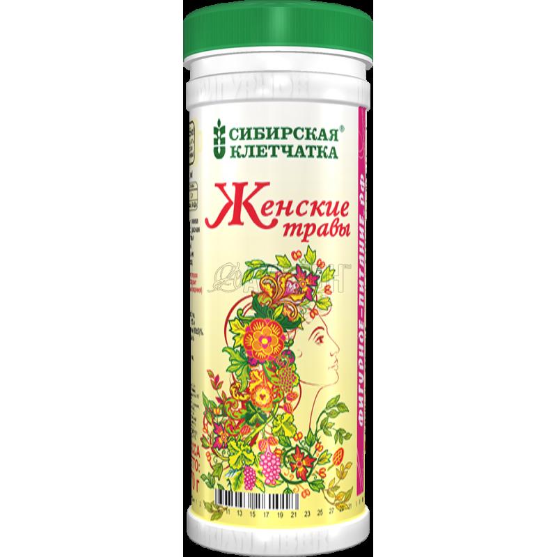 Сибирская клетчатка Женские травы 170 г | доставка +7 дней