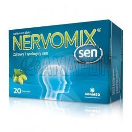 Нервомикс сон капс., 335 мг, №20