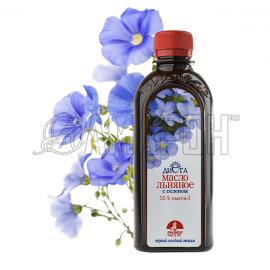 Льняное масло с селеном 250 мл