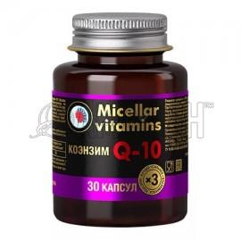 Мицеллированный коэнзим Q10 капс., 800 мг, №30