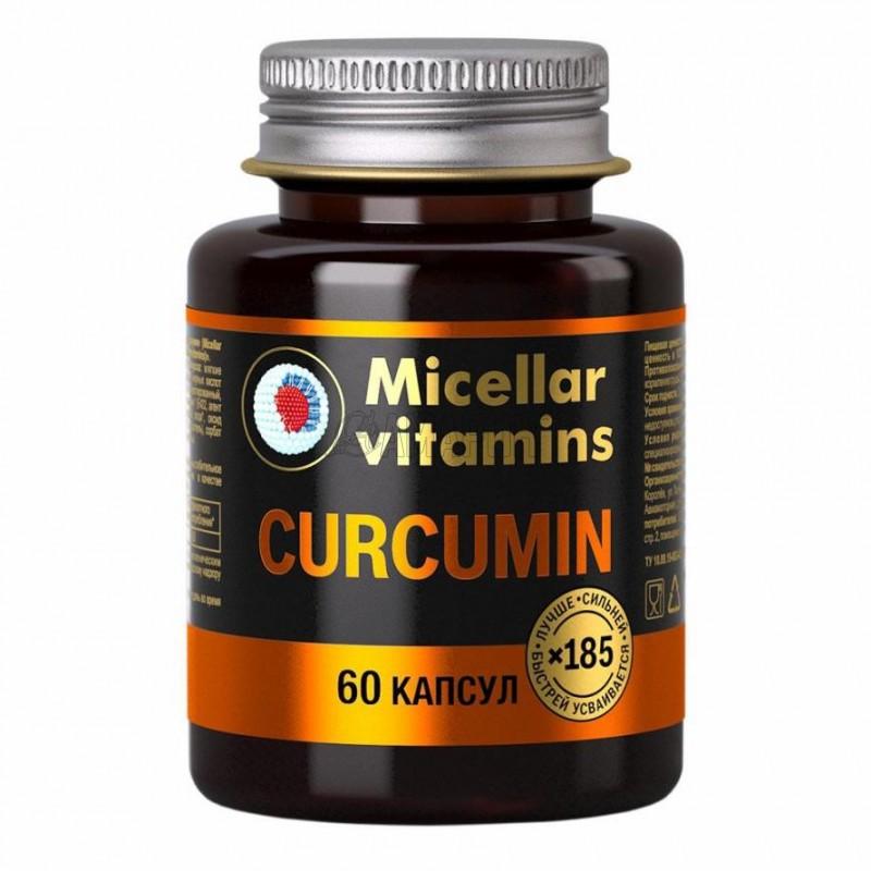 Мицеллированный куркумин капс., 950 мг, №60