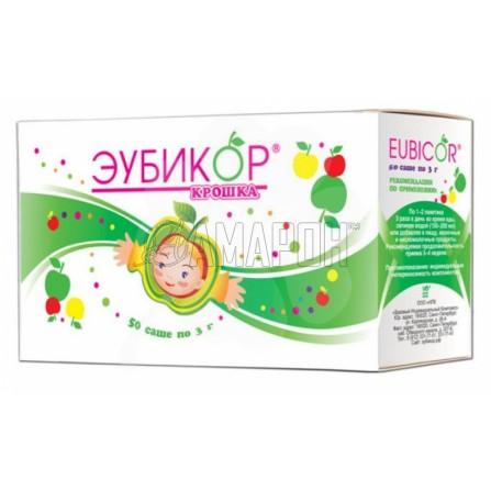 Эубикор Крошка пак., 3 г, №50