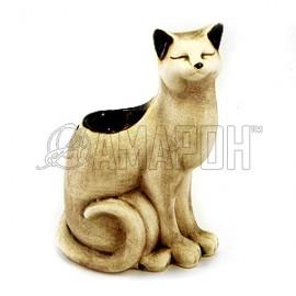 Аромалампа Кошка, 16 см