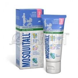Москитол Нежная защита для детей крем от комаров 30 мл