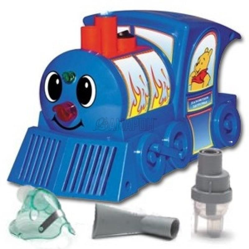 Ингалятор компресссорный AMNB-502 Паровозик здоровья (детский)