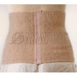 Пояс из верблюжьей шерсти эластичный