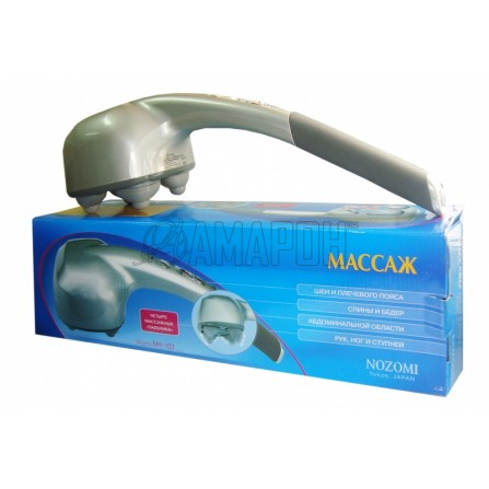 Массажер МН-103 для тела с ионным прогреванием