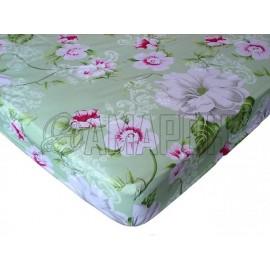 Простыня на резинке хлопковая Dolce Vita 200х220х20 см (расцветки в ассортименте)