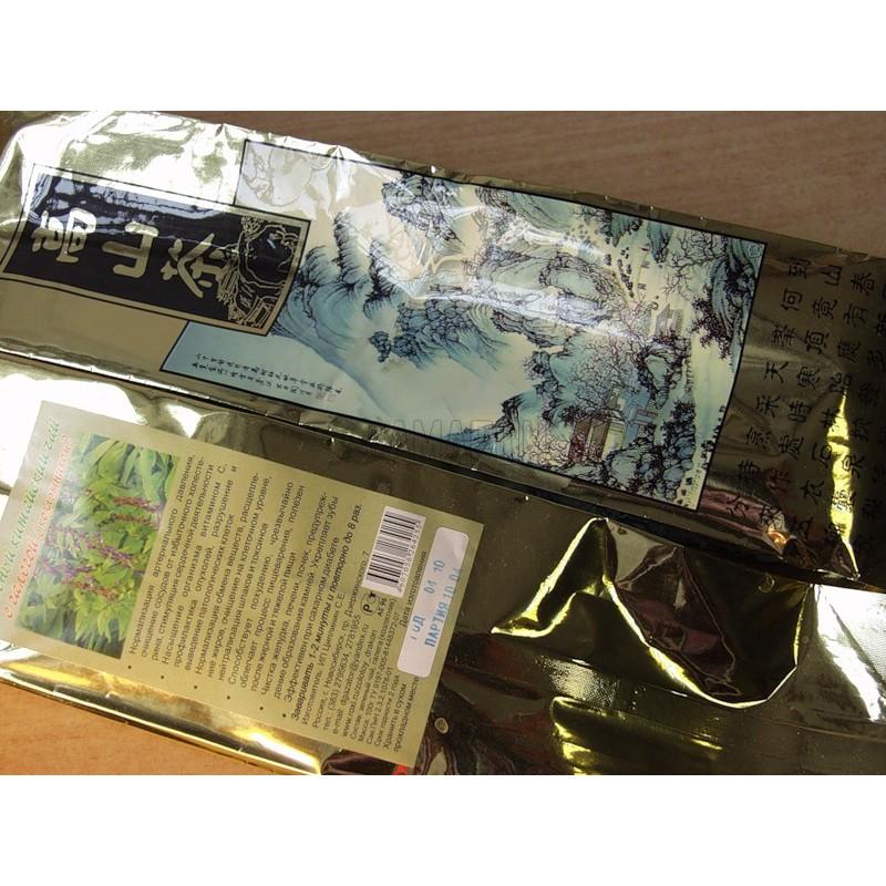 Зеленый китайский чай с козлятником 100 г