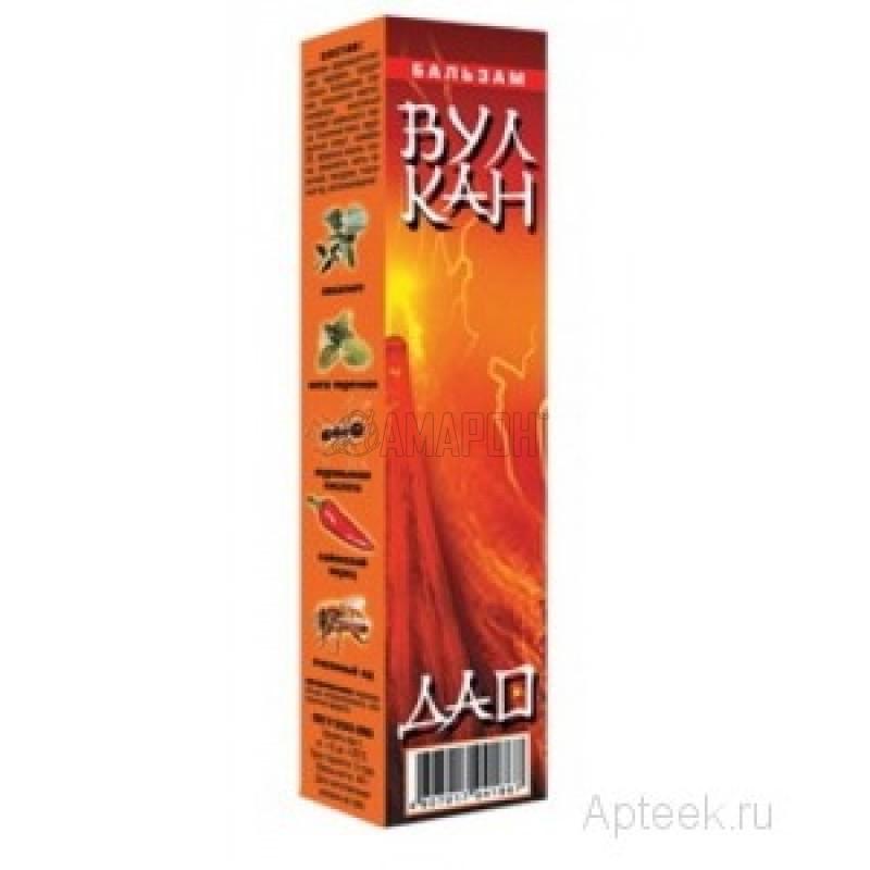 Вулкан Дао гель-бальзам для суставов и мышц 44мл