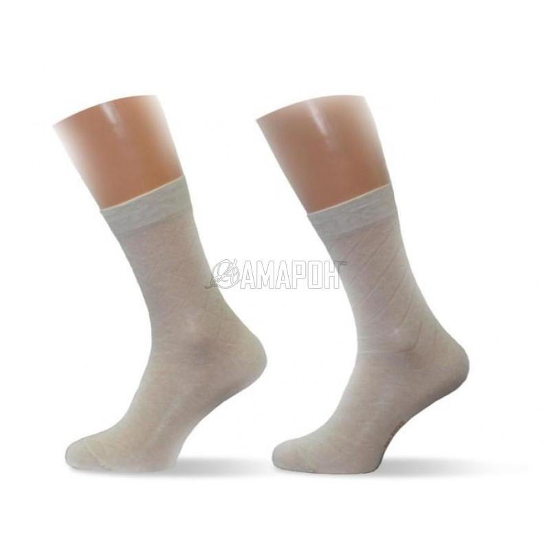 Носки мужские льняные