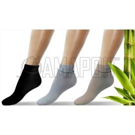 Носки женские укороченные бамбуковые Премиум-Спорт