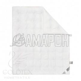 Одеяло Silk с наполнителем из шелкового волокна всесезонное евро (200х220 см)