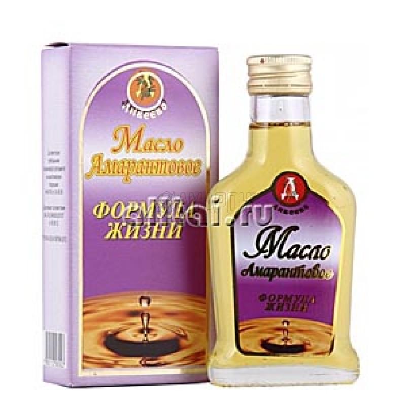Формула Жизни масло амаранта пищевое 100 мл