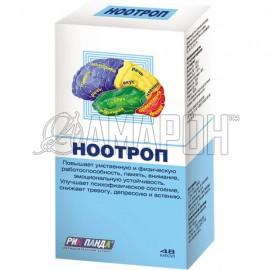 Ноотроп 0,4 г, капс., №48