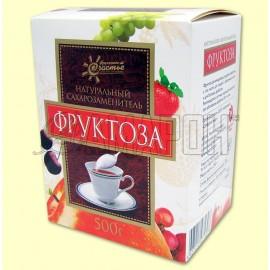 Фруктоза (порошок) коробка, 500 г