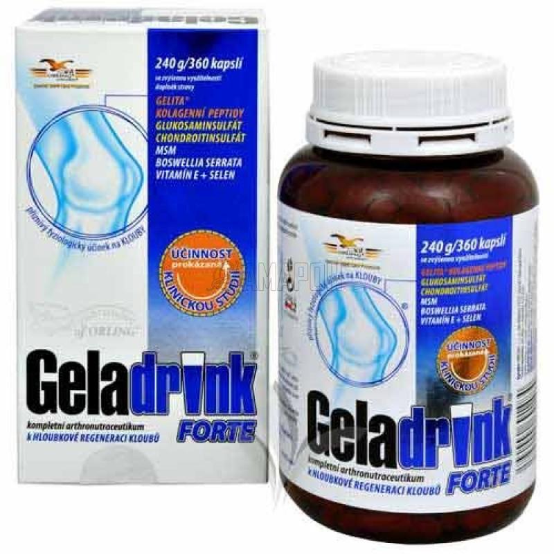 Геладринк Форте капс., 667 мг, 360 шт.