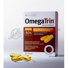 Омегатрин 780 мг, капс., №60