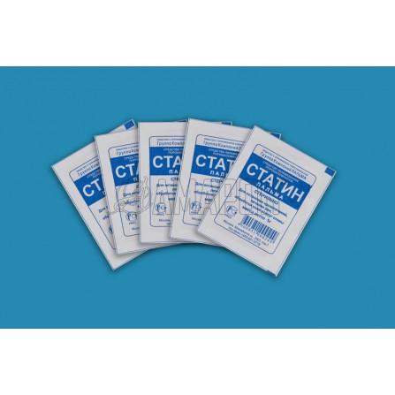 Статин средство порошкообразное для обработки кожи вокруг стомы 1 г, №5