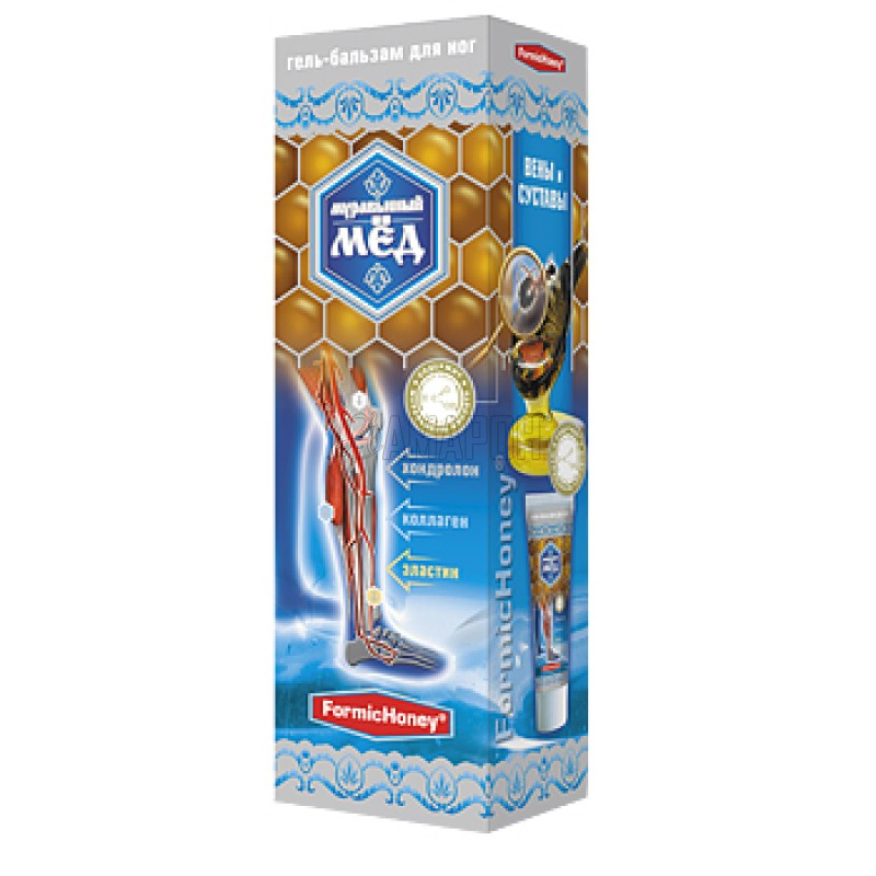 Гель-бальзам муравьиный мед для вен и суставов фирма производитель шустер припорат для восстановление межсуставной жидкости