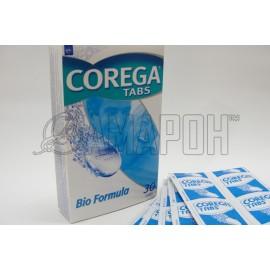 Корега Био Формула очищающие таб. для протезов, №30