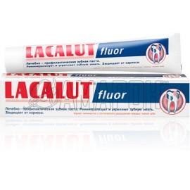 Лакалют Флуор зубная паста 50 мл