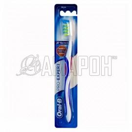 Орал Би Про-Эксперт зубная щетка антибактериальная 40 средняя