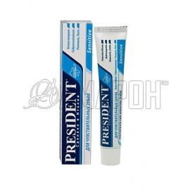 Президент Сенсетив зубная паста для чувствительных зубов 50 мл