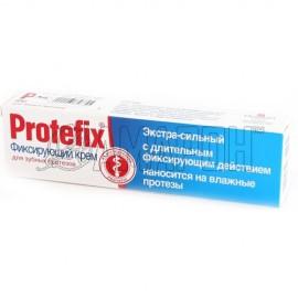 Протефикс крем фиксирующий экстра-сильный для зубных протезов 40 мл