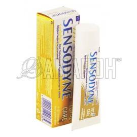 Сенсодин Комплексная защита зубная паста для чувствительных зубов 50 мл