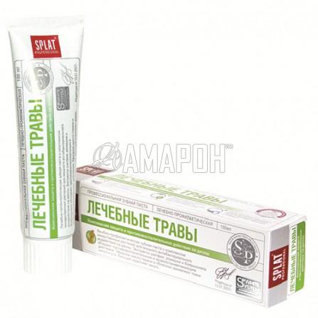 Сплат Лечебные травы зубная паста 100 мл