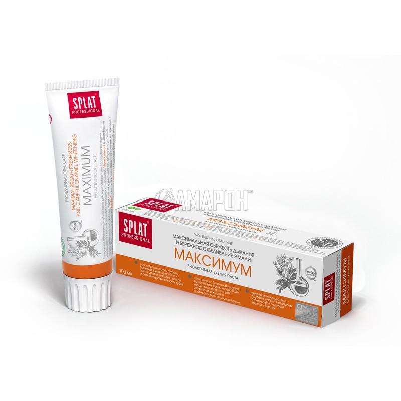 Сплат Максимум зубная паста 100 мл | доставка +7 дней