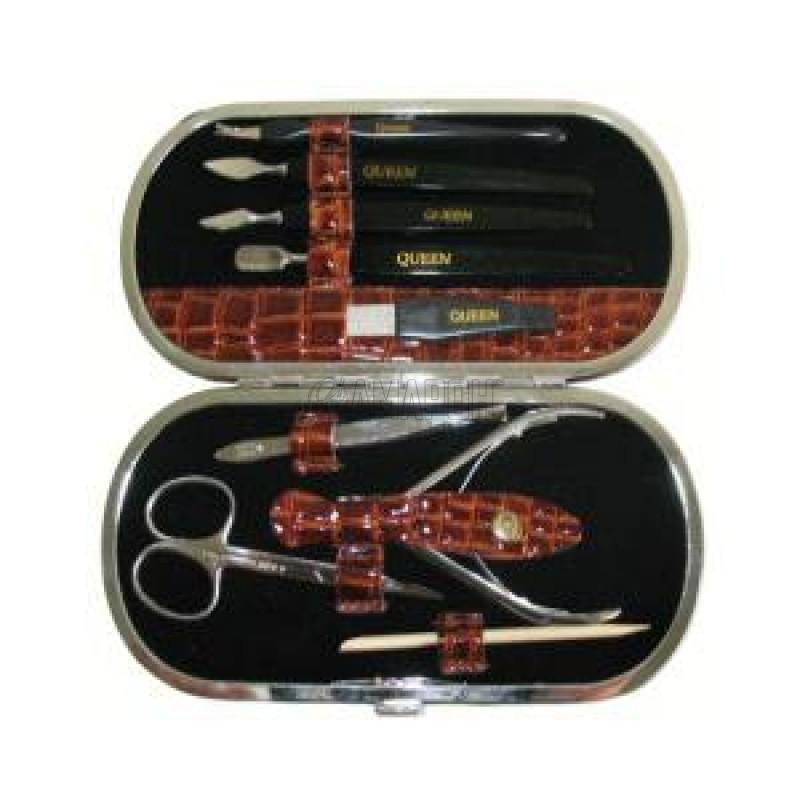 Маникюрный набор Queen MSQ-601-S/SM Premium