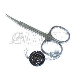 Зингер ножницы маникюрные для кутикулы с ручной заточкой Zinger zo-B128-S-SH