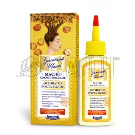 Золотой Шелк масло от выпадения волос 90 мл