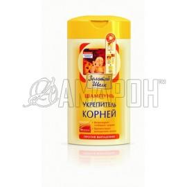 Золотой Шелк шампунь укрепитель корней против выпадения волос, 250 мл