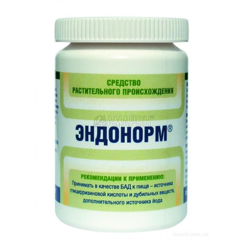Эндонорм 400 мг, капс. Series