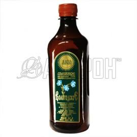 Льняное масло пищевое Вологодское 500 мл