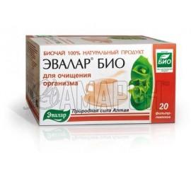 Эвалар БИО чай для очищения организма 1,5 г, ф/пакеты, №20