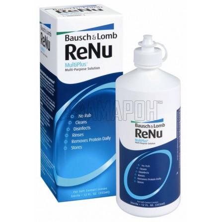 Реню Мультиплюс раствор для линз с протеиновой очисткой + контейнер Series